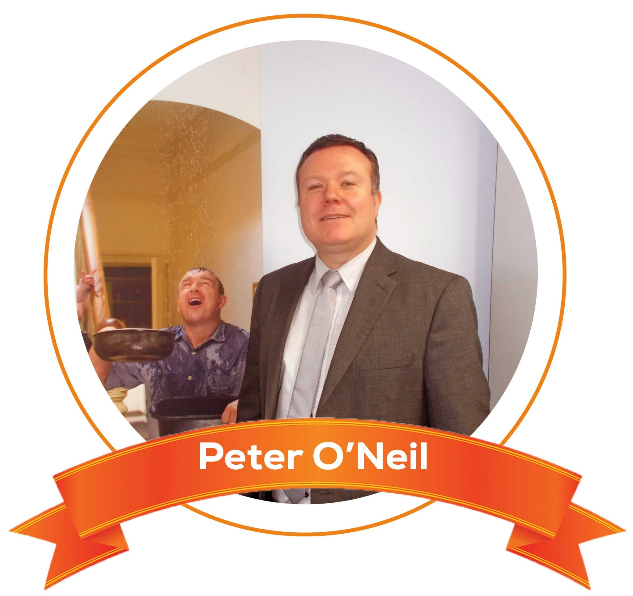 Sales Development Manager Peter O`Neil