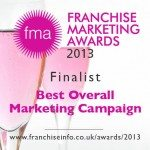 Finalist in FMA Best Overall Marketing Campaign 2013