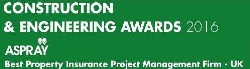 Construction & Engineering Awards 2016