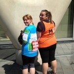 Lucy raises £646 for Multiple Sclerosis