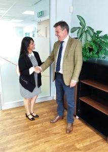 Sushma - Oxford Meets James