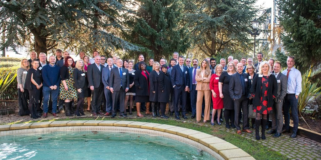 Aspray Franchise Group Photo 2019