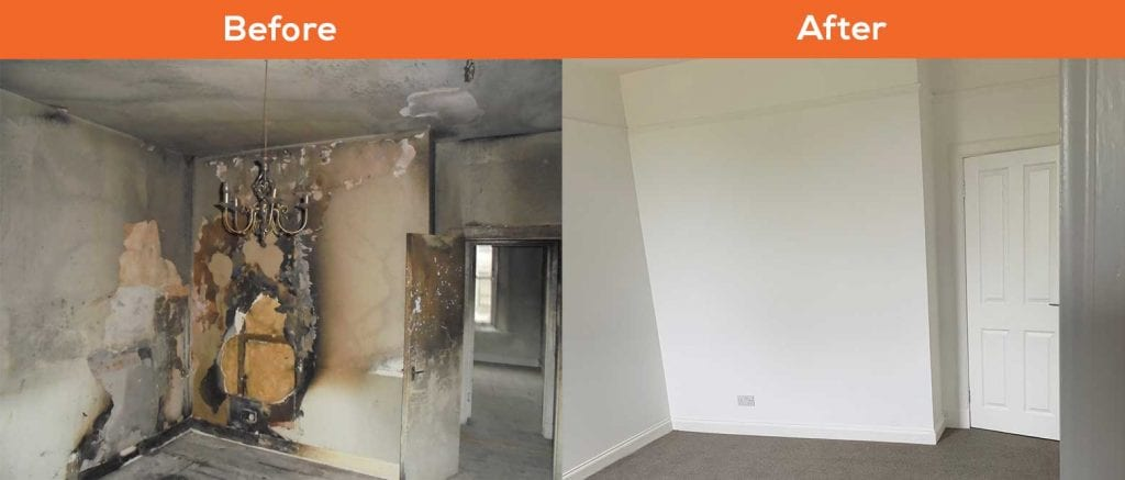 Project Management Claim - Before and After