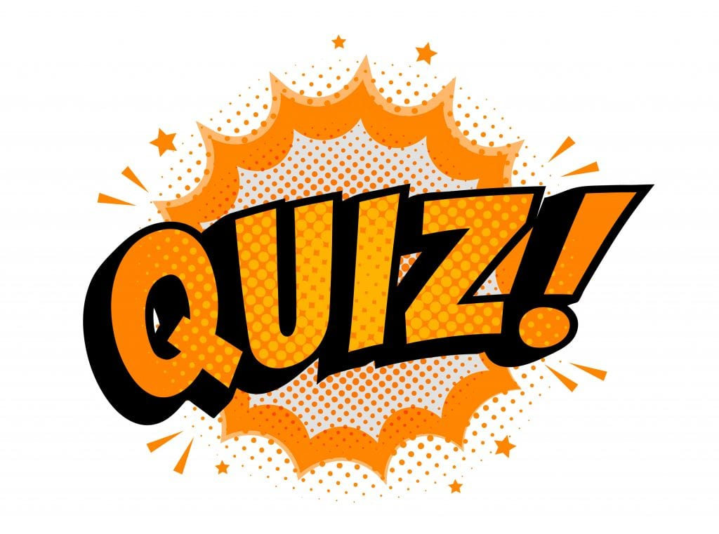 Quiz for franchisees and head office