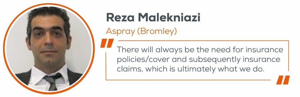 Reza Malekniazi - Quote