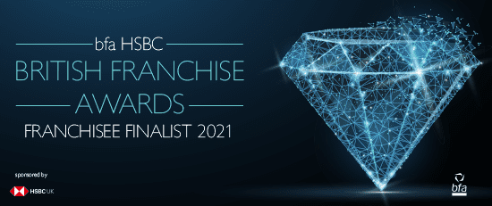 Finalist for the Next Generation Franchisee