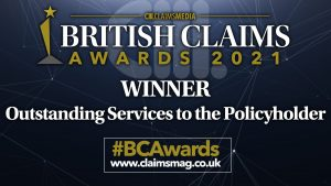 Our Outstanding Franchisees won the Outstanding Services for the Policyholder award 2021